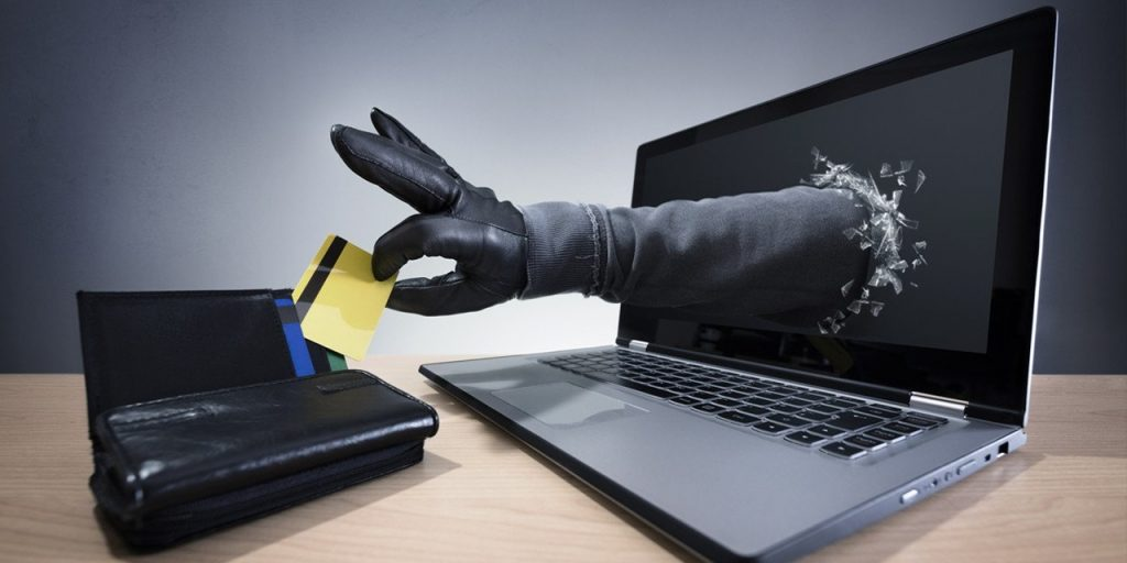 Włamanie nakonto bankowe
