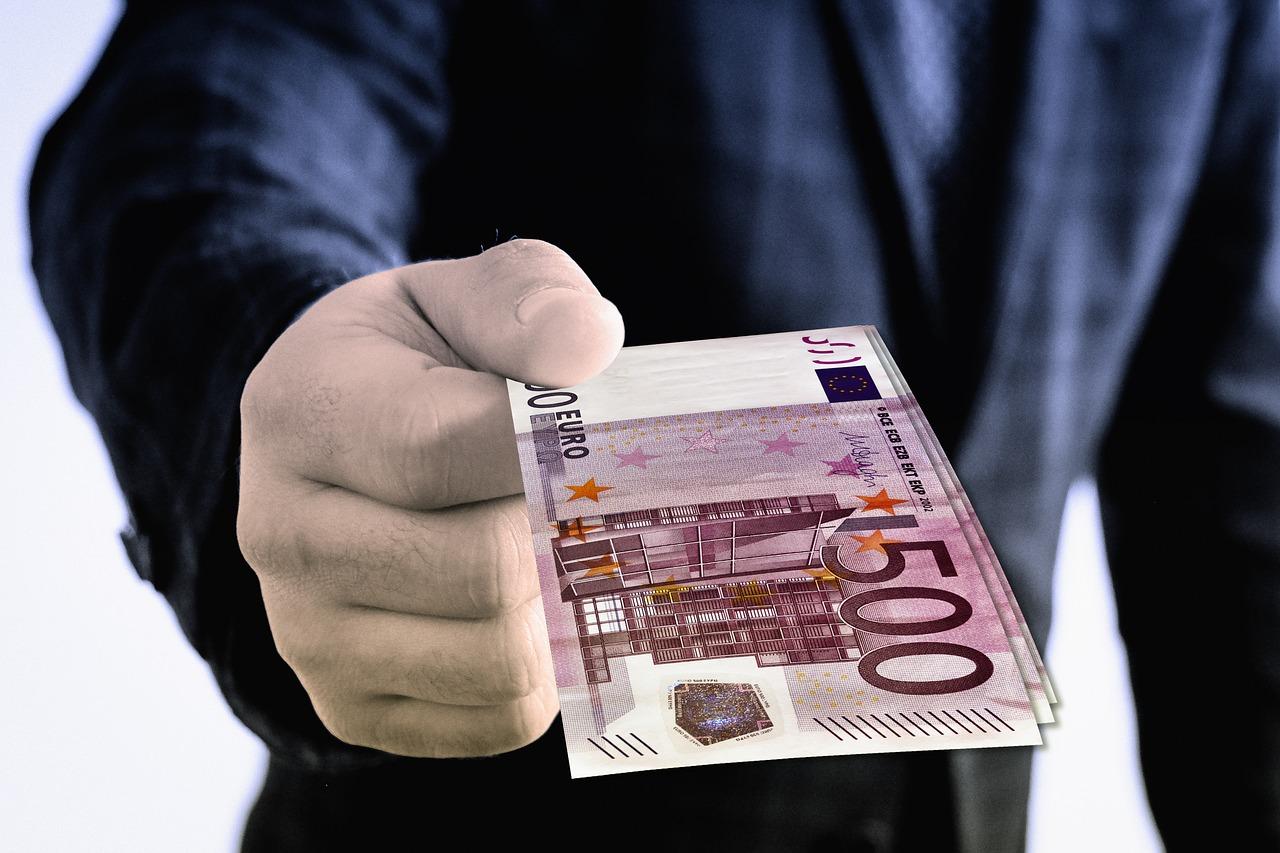 Kradzież pieniędzy z konta